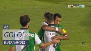 GOLO! Sporting CP, Bruno Fernandes aos 42', Loures 0-1 Sporting CP