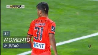 Boavista FC, Jogada, M. Índio aos 32'