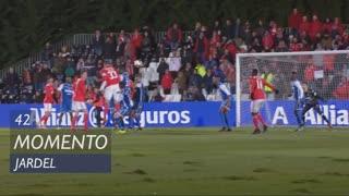 SL Benfica, Jogada, Jardel aos 42'