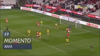 SL Benfica, Jogada, Rafa aos 59'