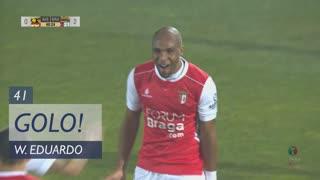 GOLO! SC Braga, Wilson Eduardo aos 41', CD Aves 0-2 SC Braga