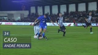FC Porto, Caso, André Pereira aos 34'
