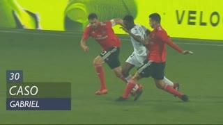 SL Benfica, Caso, Gabriel aos 30'