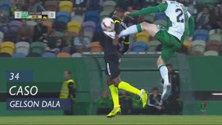 Rio Ave FC, Caso, Gelson Dala aos 35'