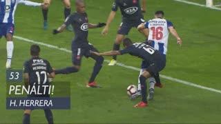FC Porto, Penálti, H. Herrera aos 53'