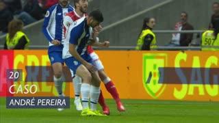 FC Porto, Caso, André Pereira aos 20'