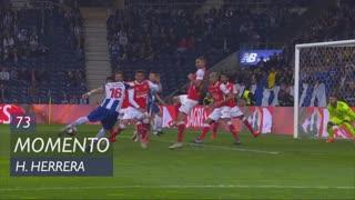 FC Porto, Jogada, H. Herrera aos 73'