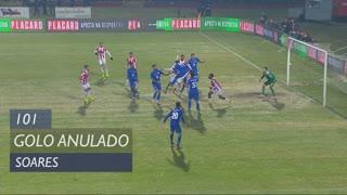 FC Porto, Golo Anulado, Soares aos 101'