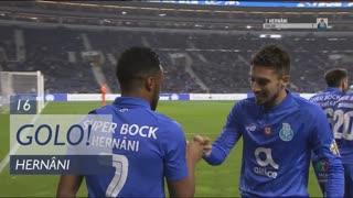 GOLO! FC Porto, Hernâni aos 16', FC Porto 2-1 Moreirense FC