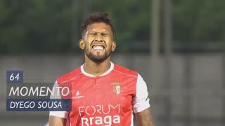 SC Braga, Jogada, Dyego Sousa aos 64'