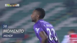 Vitória FC, Jogada, Mendy aos 58'