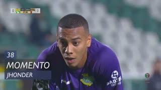 Vitória FC, Jogada, Jhonder aos 38'