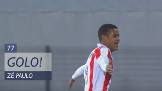GOLO! Leixões SC, Zé Paulo aos 77', Leixões SC 1-1 FC Porto
