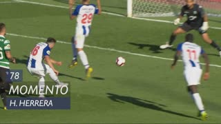 FC Porto, Jogada, H. Herrera aos 78'
