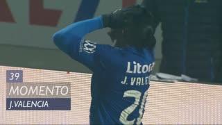 CD Feirense, Jogada, J. Valencia aos 39'