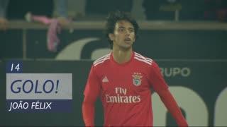 GOLO! SL Benfica, João Félix aos 14', Vitória SC 0-1 SL Benfica