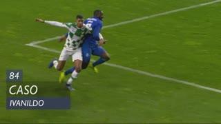 Moreirense FC, Caso, Ivanildo aos 84'