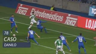 FC Porto, Caso, Danilo aos 78'