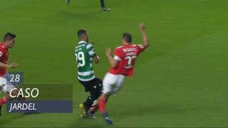 SL Benfica, Caso, Jardel aos 28'