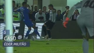 FC Porto, Caso, Éder Militão aos 5'