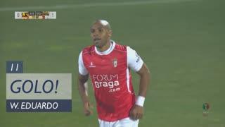 GOLO! SC Braga, Wilson Eduardo aos 11', CD Aves 0-1 SC Braga