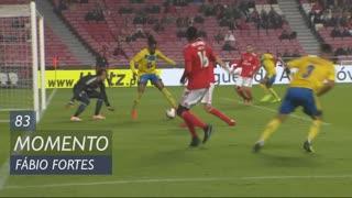 FC Arouca, Jogada, Fábio Fortes aos 83'