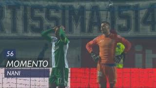 Sporting CP, Jogada, Nani aos 56'