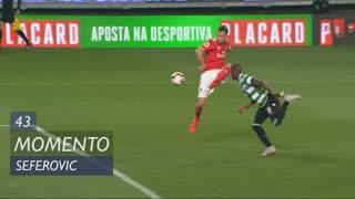 SL Benfica, Jogada, Seferovic aos 43'