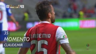 SC Braga, Jogada, Claudemir aos 35'