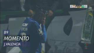 CD Feirense, Jogada, J. Valencia aos 89'