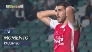 SC Braga, Jogada, Paulinho aos 116'