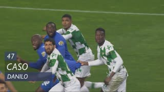 FC Porto, Caso, Danilo aos 47'