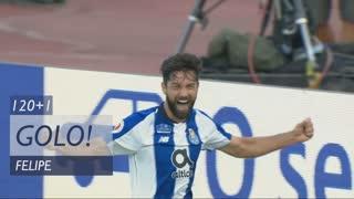 GOLO! FC Porto, Felipe aos 120'+1', Sporting CP 2-2 FC Porto
