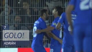 GOLO! FC Porto, Adrián aos 7', Vila Real 0-1 FC Porto