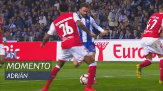 FC Porto, Jogada, Adrián aos 47'