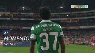 Sporting CP, Jogada, Wendel aos 57'