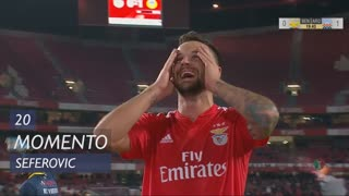 SL Benfica, Jogada, Seferovic aos 20'