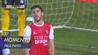 SC Braga, Jogada, Paulinho aos 37'