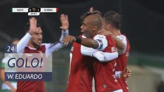 GOLO! SC Braga, Wilson Eduardo aos 24', Leça 0-1 SC Braga