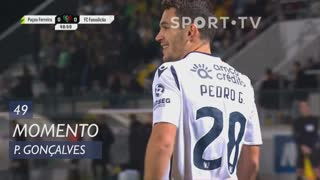 FC Famalicão, Jogada, Pedro Gonçalves aos 49'