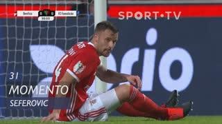 SL Benfica, Jogada, Seferovic aos 31'