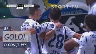 GOLO! FC Famalicão, Diogo Gonçalves aos 82', FC P.Ferreira 0-1 FC Famalicão