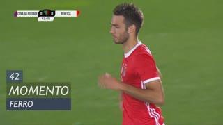 SL Benfica, Jogada, Ferro aos 42'