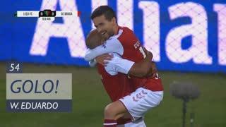 GOLO! SC Braga, Wilson Eduardo aos 54', Leça 0-3 SC Braga