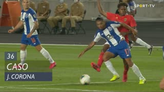 FC Porto, Caso, J. Corona aos 36'