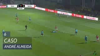 SL Benfica, Caso, André Almeida aos 6'