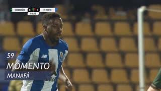 FC Porto, Jogada, Manafá aos 59'