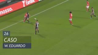 SC Braga, Caso, Wilson Eduardo aos 26'