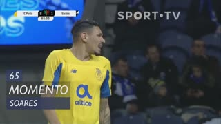 FC Porto, Jogada, Soares aos 65'