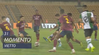 Sporting CP, Jogada, Vietto aos 31'